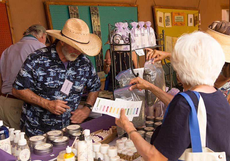 Herb & Lavender Festival