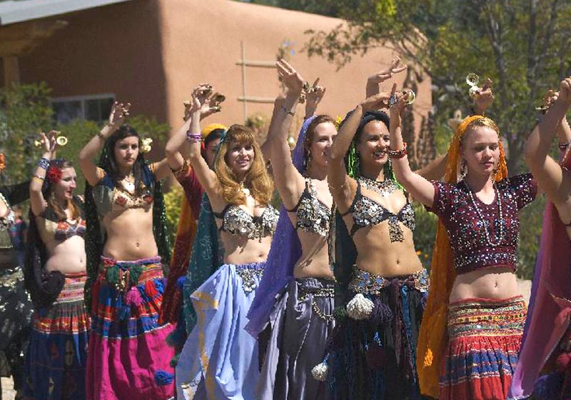 Pomegranate Studios Belly Dance