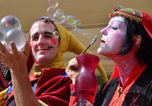 Santa Fe Renaissance Fair Clan Tinker