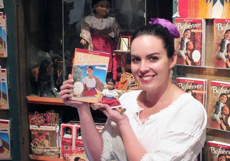 Josephina Books & Dolls