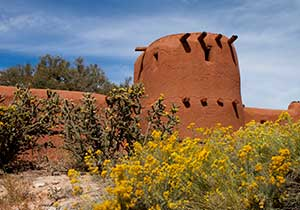 Spirits of New Mexico's Past