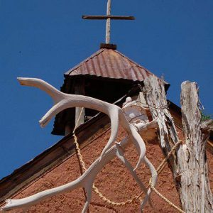 Las Golondrinas chapel