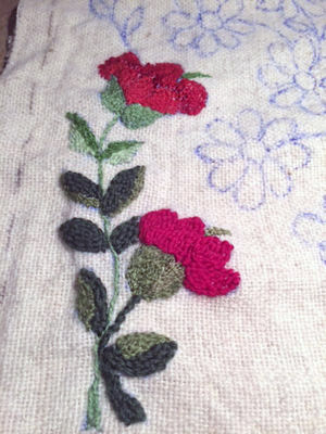 Colcha Embroidery
