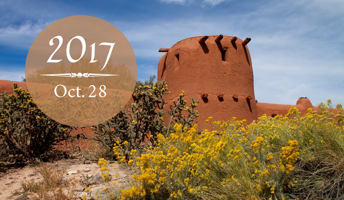 "Halloween Event ""Spirits of New Mexico's Past"""