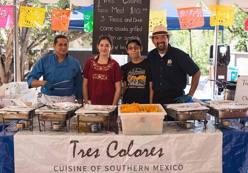 ¡Viva México! at El Rancho de las Golondrinas