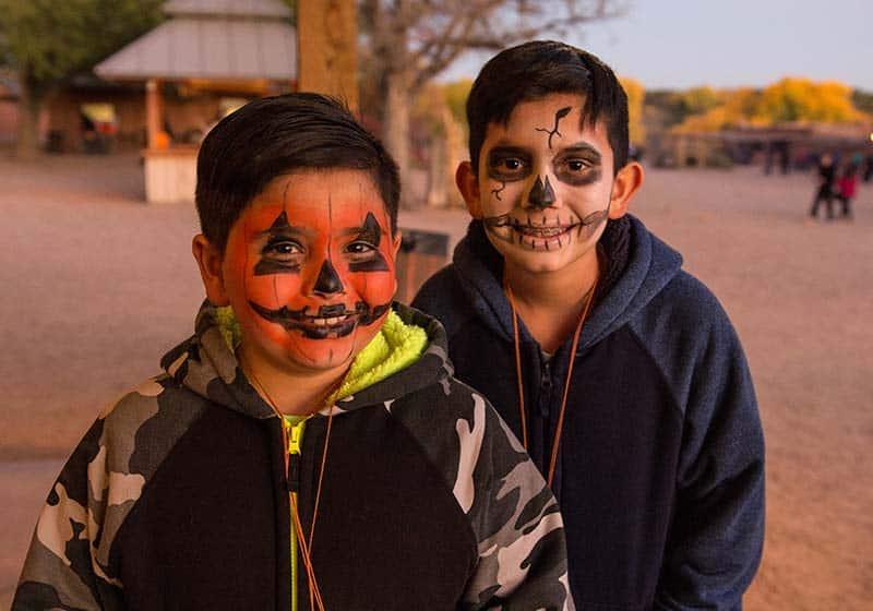 Spirit's of New Mexico's Past