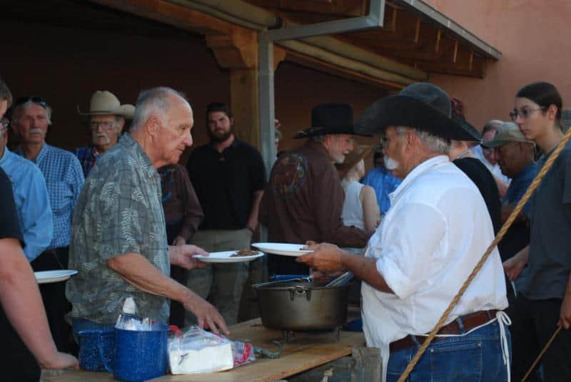 2018 Chuck Wagon Dinner