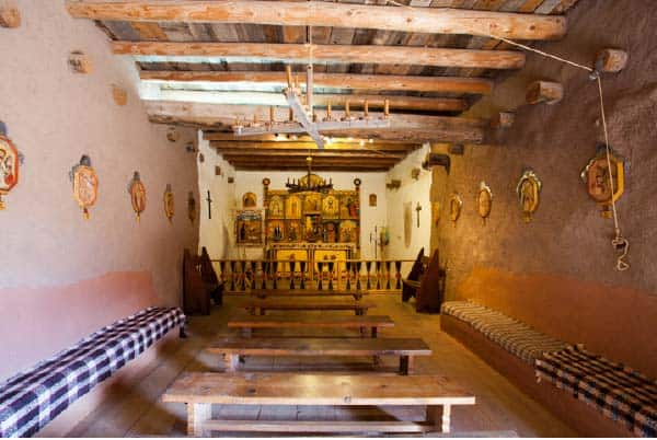 Capilla y Sala de Fundadores, Chapel and Founders Room, Sala Grande, Formal Living Room