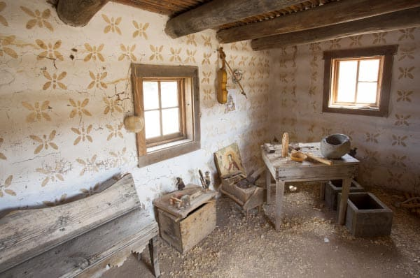 Casa Primitiva, A Simple Home